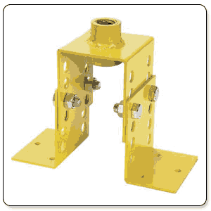 Adjustable Base Plate In Gandhinagar