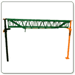 Adjustable Span In Munger