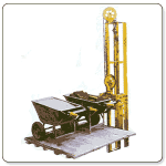 Hoist Mixer Manufacturers and suppliers in Kolkata