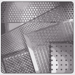 Perforated Sheets In Shahdara