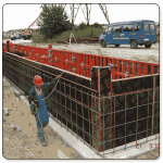 Wall Form Shuttering In Raisen